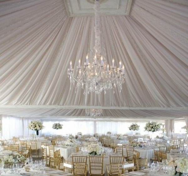 Wedding Tent Outdoor All White
