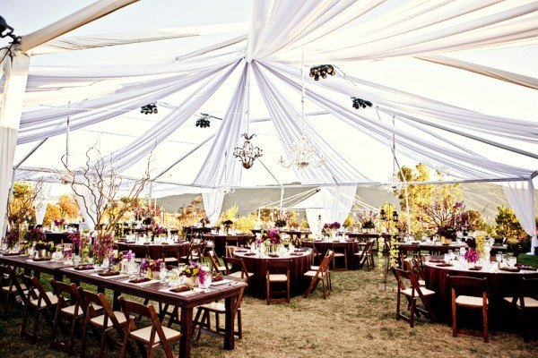 outdoor wedding wedding tent & wedding-tent-reception - design | brand | plan
