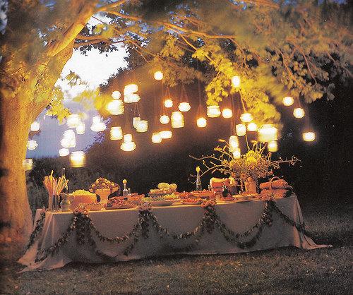 Romantic Lantern Lighting - design | brand | plan